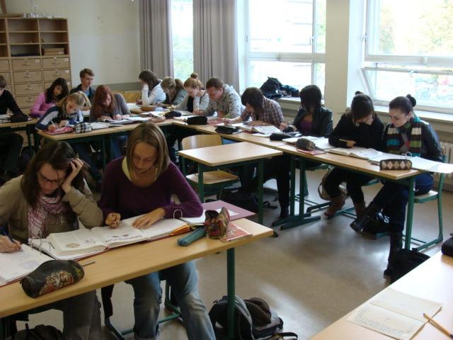 Classe allemande