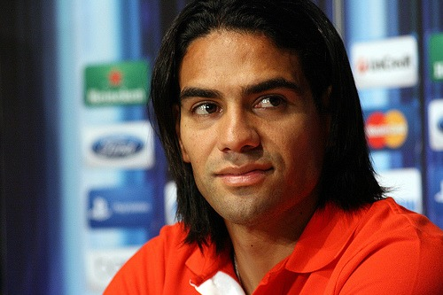 Falcao /@TheSportReview