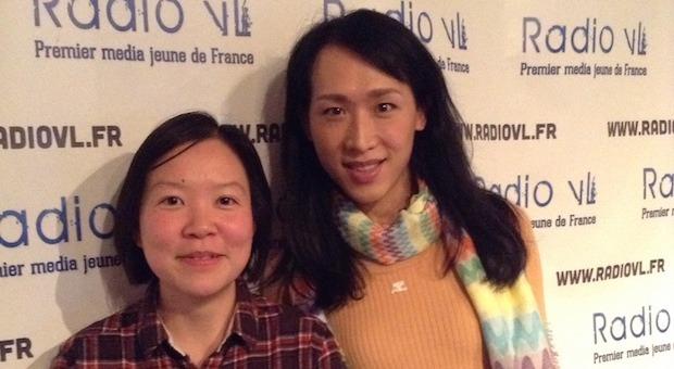 Mouvement des Parapluies, Joanna Wong et Sony Chan - LADP 60