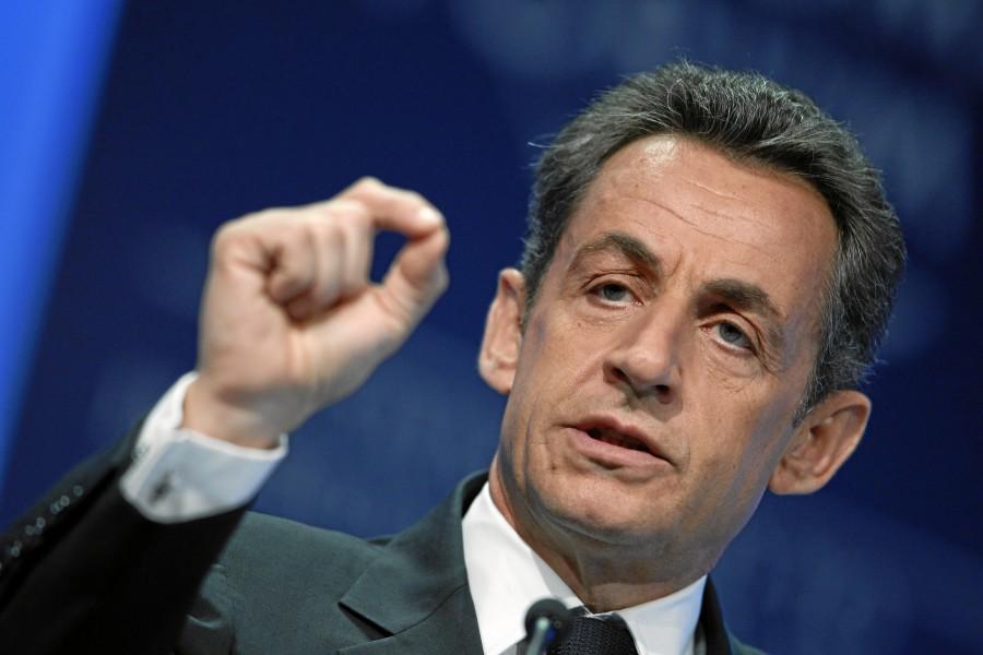 Nicolas Sarkozy, de nouveau président de l'UMP