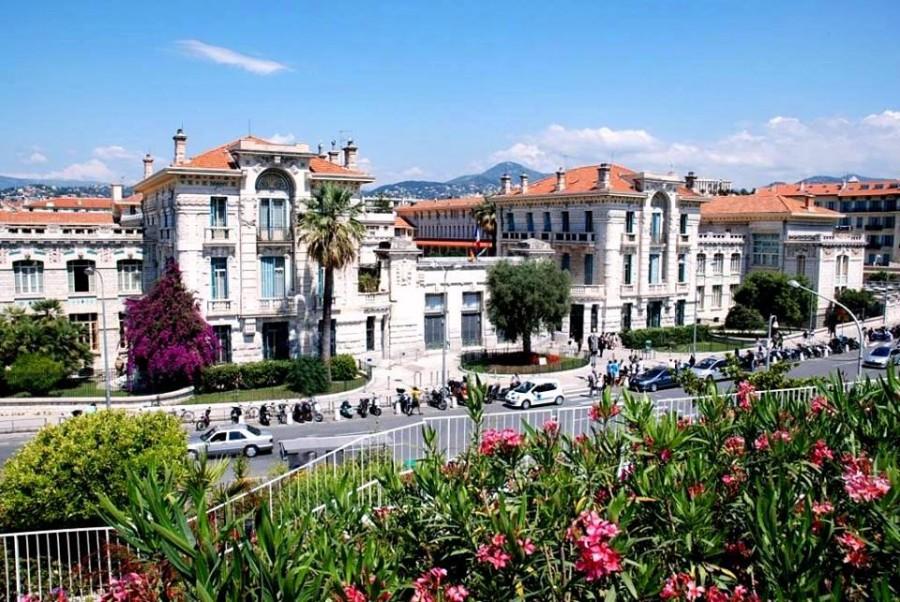Le lycée Massena à Nice