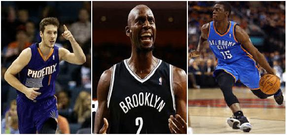 La NBA s'est agitée le temps d'une soirée