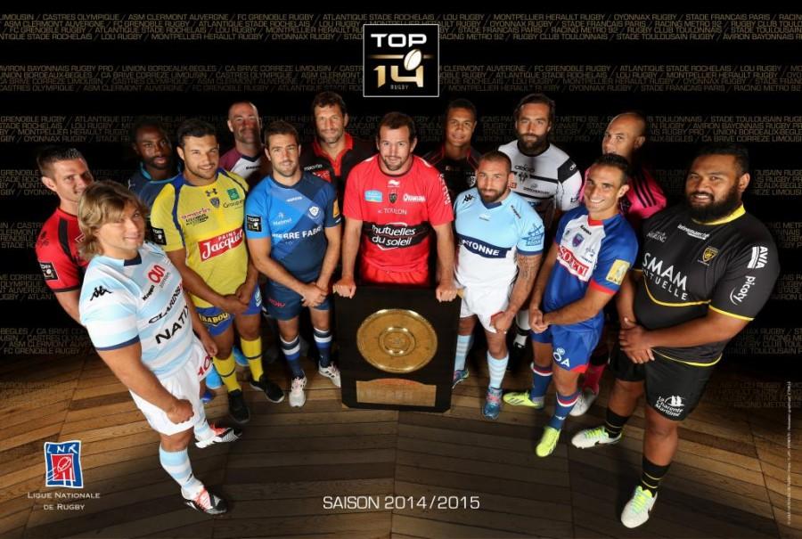 Qui deviendra champion du Top 14 cette année ?