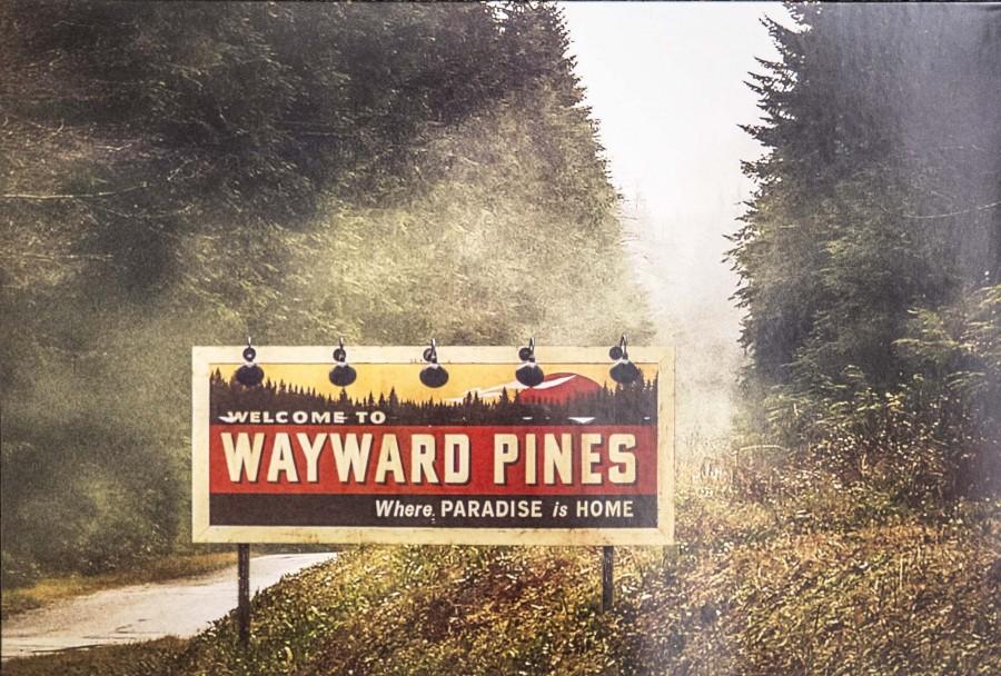 Wayward Pines: where paradise is home