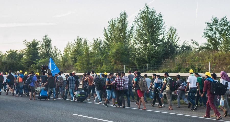 Migrants Balkans UE