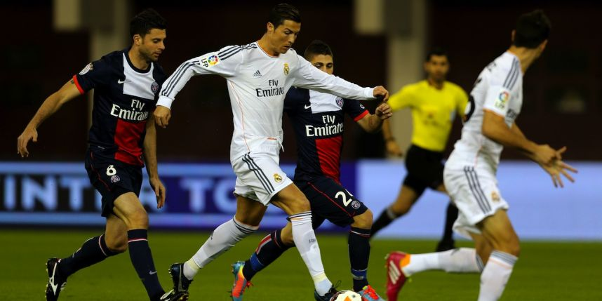 Ronaldo vs PSG