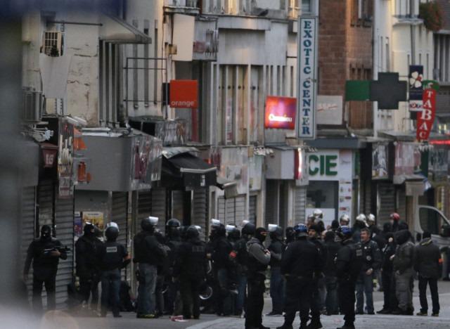 Assaut Saint-Denis
