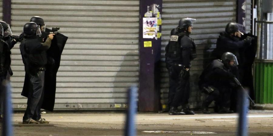 Assaut Saint-Denis terroristes Roissy et Quatre temps
