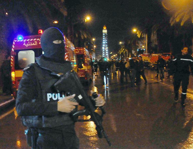Attentat Tunis bus EI