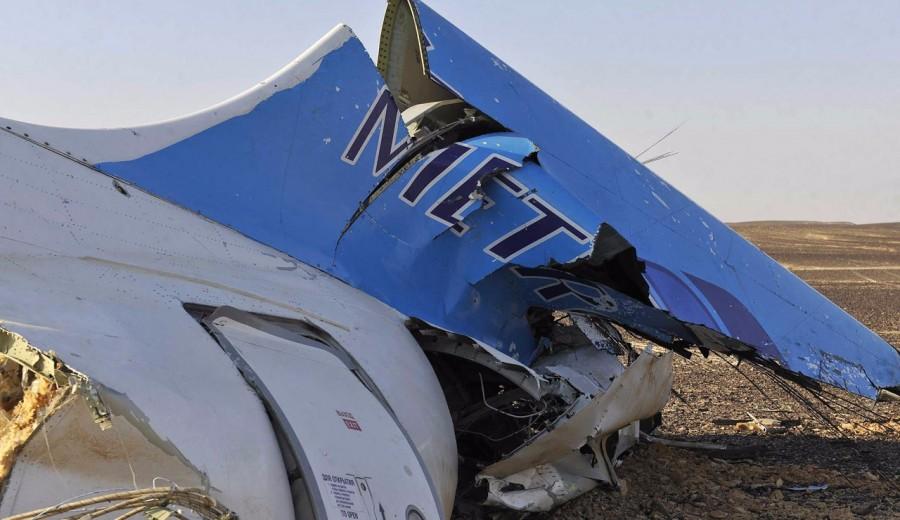 Crash Sinaï Airbus A 321 bombe