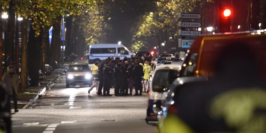 Roubaix prise d'otages 24 novembre