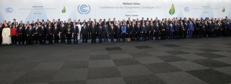 photo officielle COP21