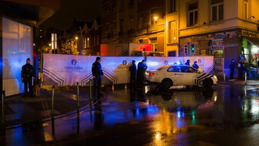 2 suspects Belgique attentats de Paris