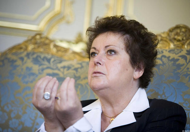 Christine Boutin amende de 5 000 euros
