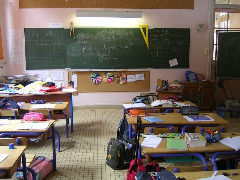 Enseignant agressé au cutter à Aubervilliers