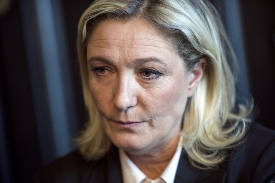 Marine Le Pen colère des parents de James Foley