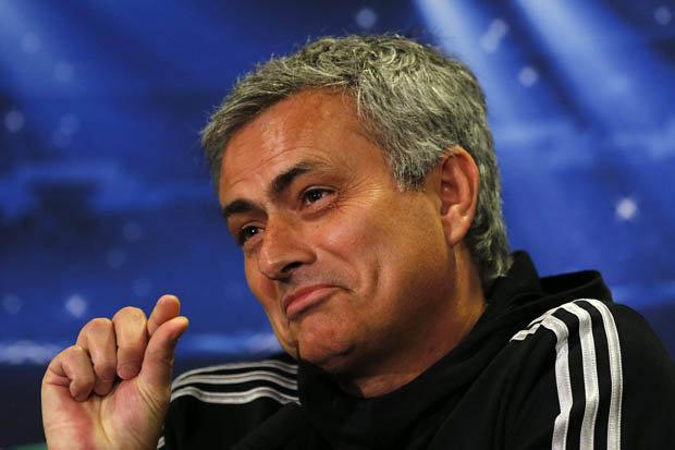 Jose Mourinho viré