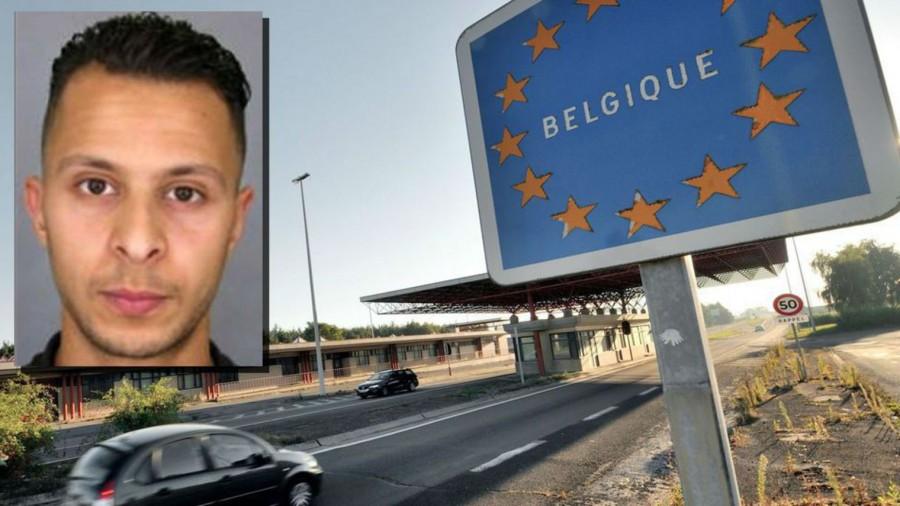 La planche belge de Salah Abdeslam a été retrouvée par les enquêteurs