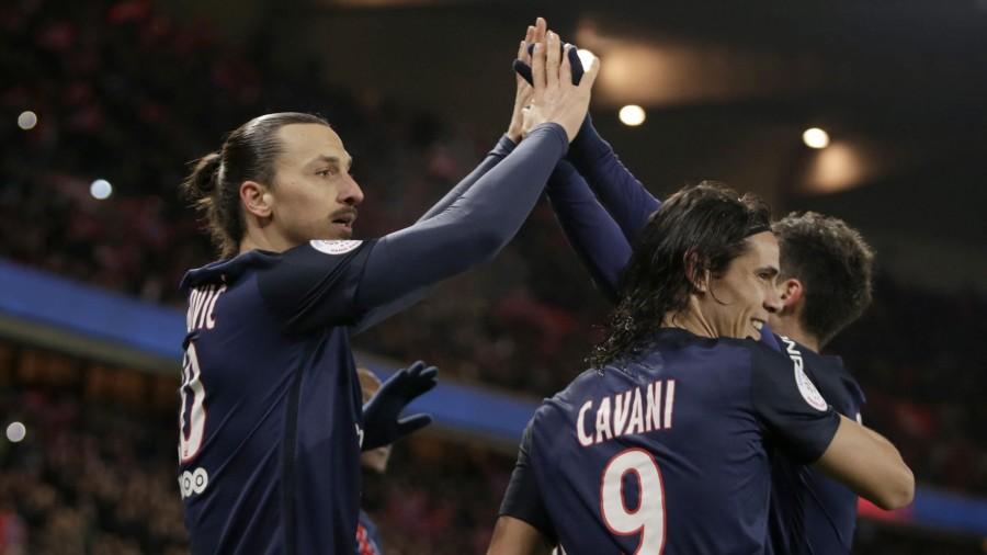 PSG Lorient réactions