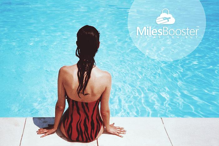 Miles Booster permet aux consommateurs qui achètent en ligne de cumuler des miles pour partir en voyage