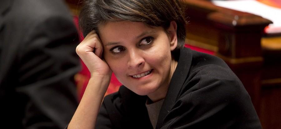 Najat Vallaud-Belkacem se fait moucher sur son orthographe par une professeure de français