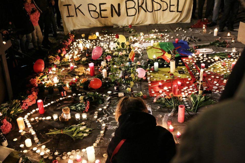 La marche contre la peur prévue dimanche à Bruxelles a été annulée