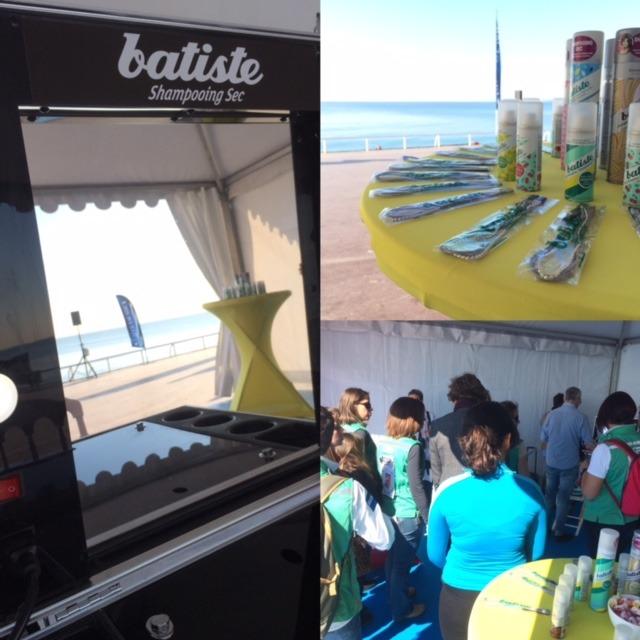 La marque de shampoings secs Batiste partenaire officiel du Rallye Aïcha des Gazelles 2016 !