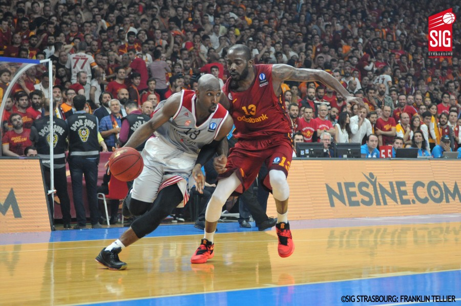 Basket SIG, finale eurocoupe
