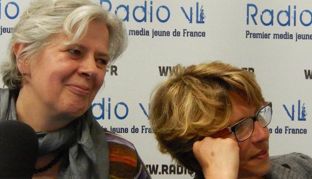 Marie-Hélène Caillol et Marianne Ranke-Cormier