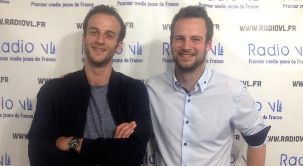 Alexis Cormier et Julien Perrier, invités des As