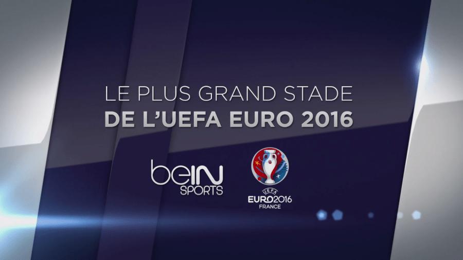La chaîne de sport beIN Sports couvrira l'intégralité des 51 matches de l'Euro 2016 organisé en France.