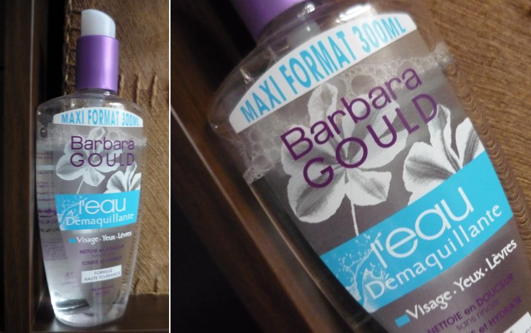La marque de cosmétiques Barbara Gould a fêté jeudi dernier les 20 ans de son eau démaquillante, au club Le bonheur des dames (Paris).