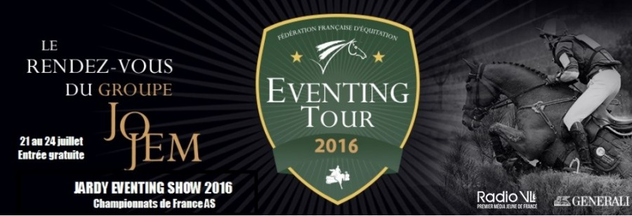 Jardy Eventing Show
