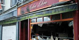 Un incendie a fait 13 morts et 6 blessés dans la nuit de vendredi à samedi dans un bar de Rouen.