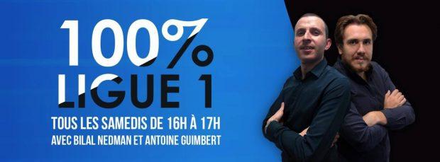 4ème émission de 100% Ligue 1 samedi 1er octobre, avec au programme le derby Saint-Etienne - Lyon, la mauvaise passe de Lille, la stratégie d'Unai Emery...