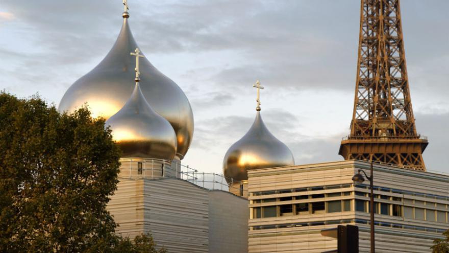 La cathédrale sera, à son tour, inaugurée début décembre.[© AUGUSTO DA SILVA_AGENCE GRAPHIX]