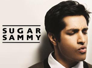 Sugar Sammy au Point Virgule