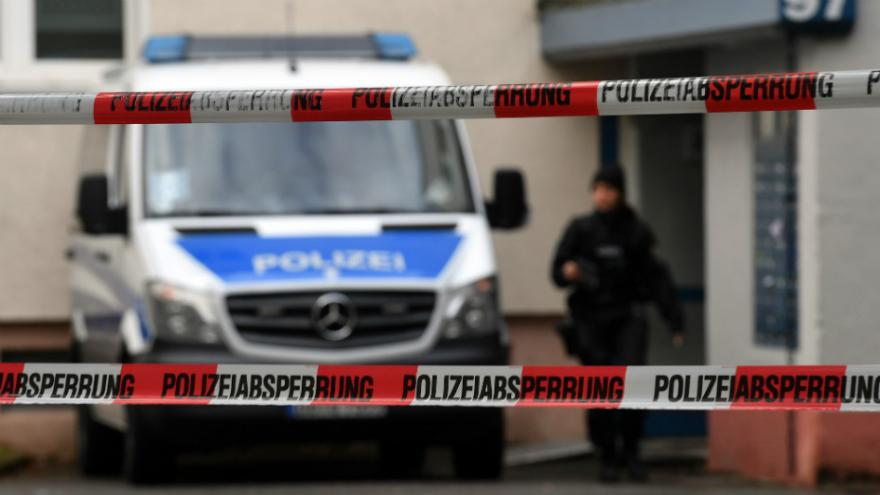 """Daesh a revendiqué ce dimanche le meurtre d'un adolescent de 16 ans, poignardé le 16 octobre dernier à Hambourg par un """"individu de type méditerranéen""""."""