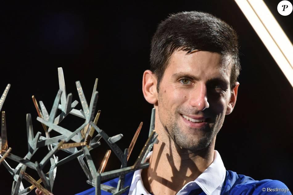 Le BNP Parisbas Masters accueillera les meilleurs joueurs de tennis du monde du 29 octobre au 6 novembre, à l'AccorHotel Arena de Paris-Bercy.