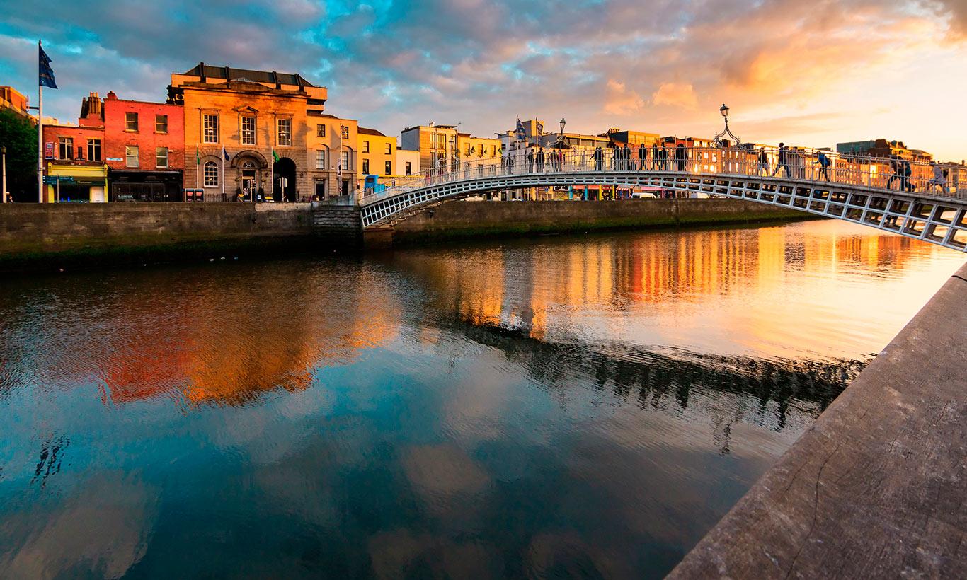 Dublin : ville de bonne humeur et de bière à moins de 300€ | VL Média