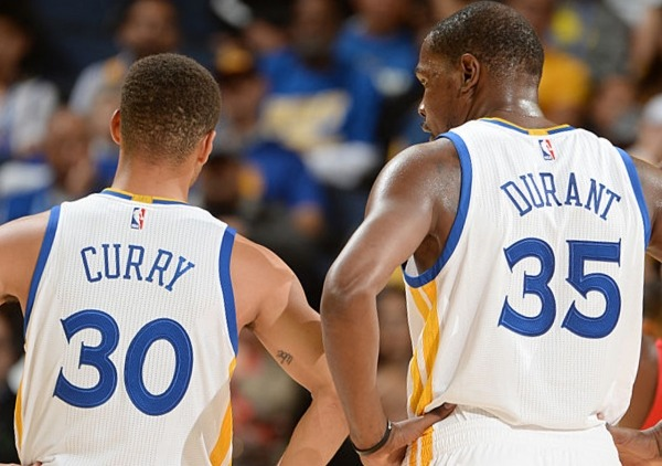 warriors kevin durant curry nba radiovl