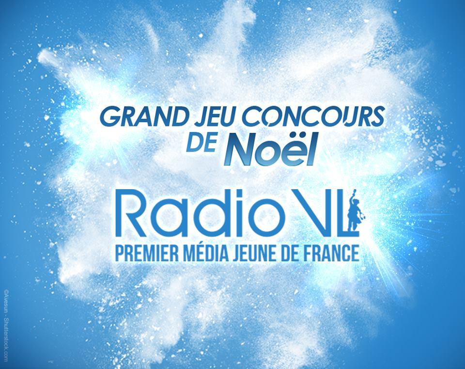 Grand jeu concours Noël - Radio VL