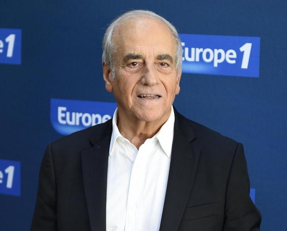 Jean-Pierre Elkabbach (© AFP)