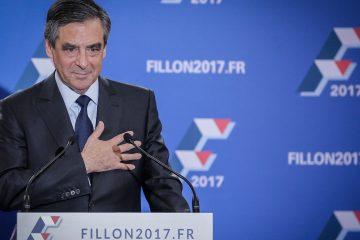 François Fillon a exprimé ses voeux devant la presse ce matin à son QG de campagne, dans le XVe arrondissement de Paris.