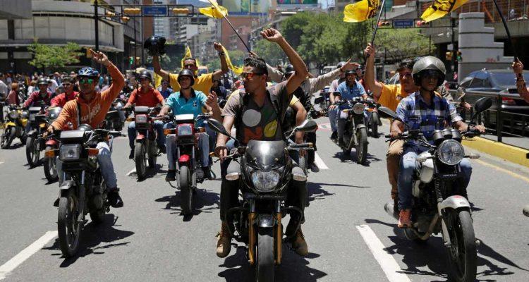 défilé Venezuela