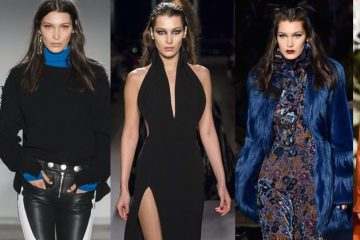 New York Fashion Week Automne-Hiver 2017-2018