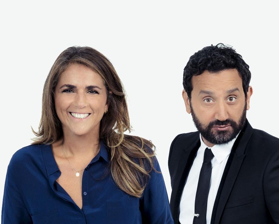Cyril Hanouna et Valérie Bénaïm pour Dites-le à Baba