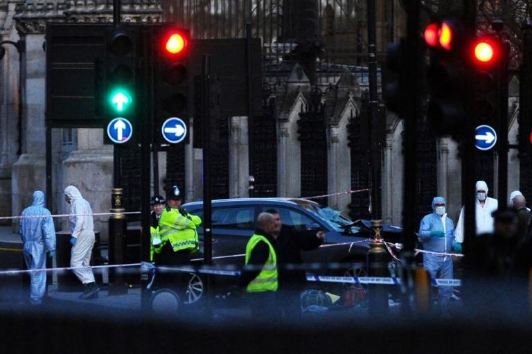 Londres attaque