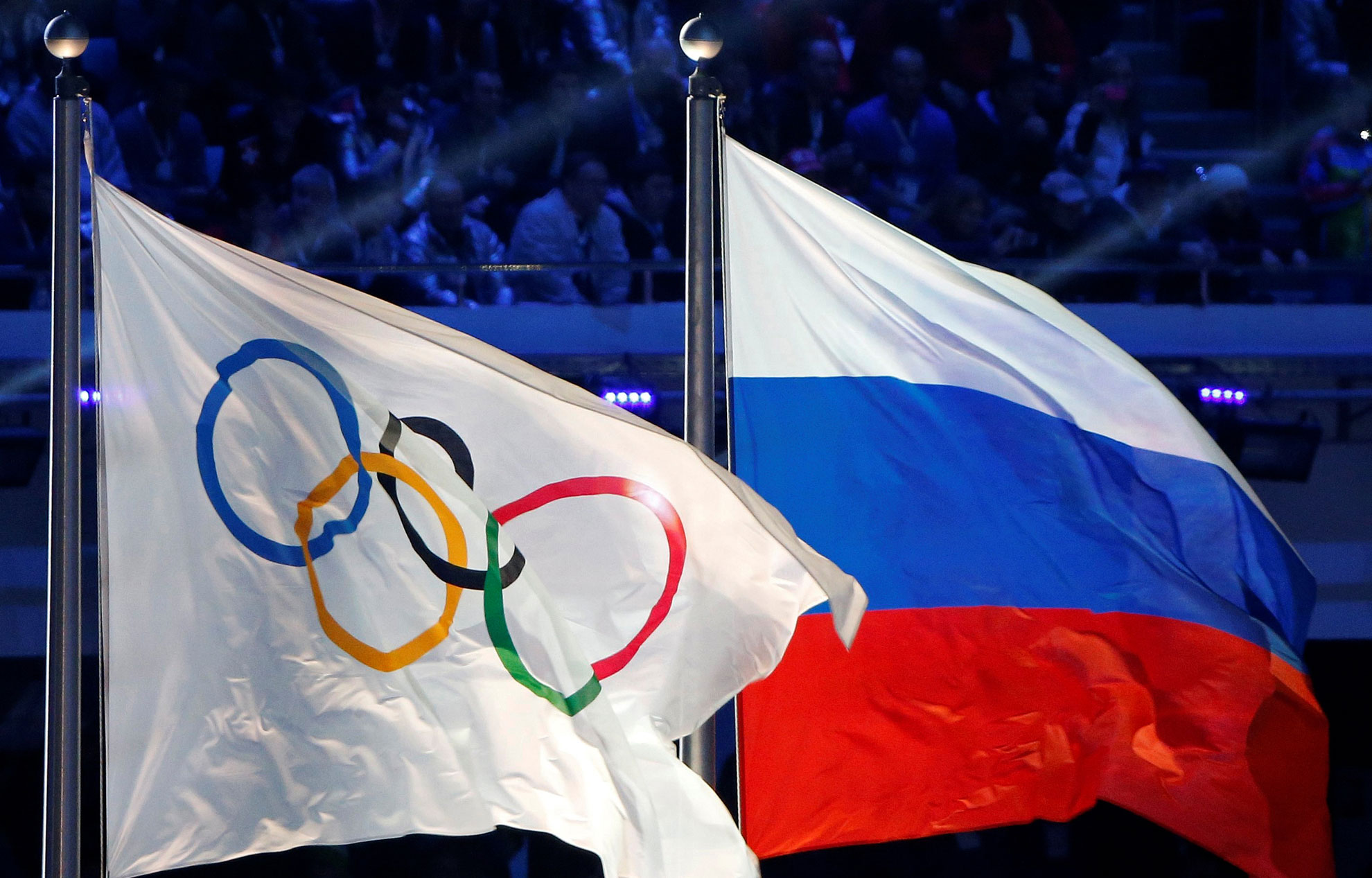 athlètes russes