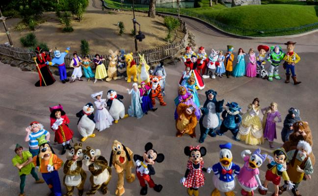 25 ans de Disneyland Paris